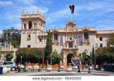 The Casa Del Balboa