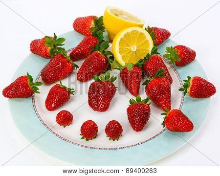 Italian Natural Strawberries