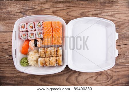 Delivery Service Japanese Food