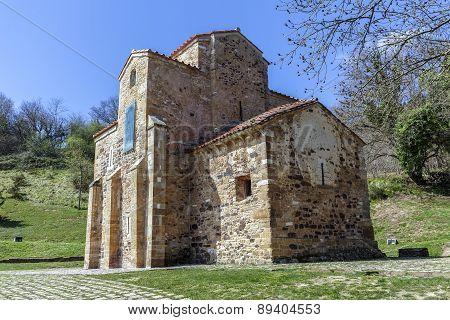 San Miguel De Lillo In Oviedo