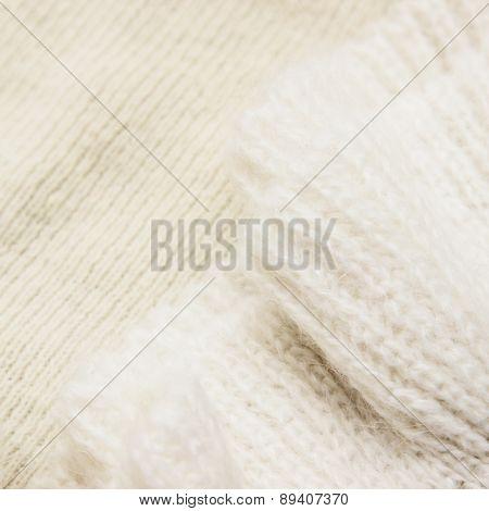 Knitwear White Texture