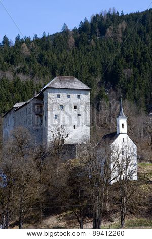 Kaprun Castle, Pinzgau, Austria