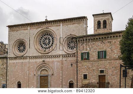Church Of San Pietro, Assisi