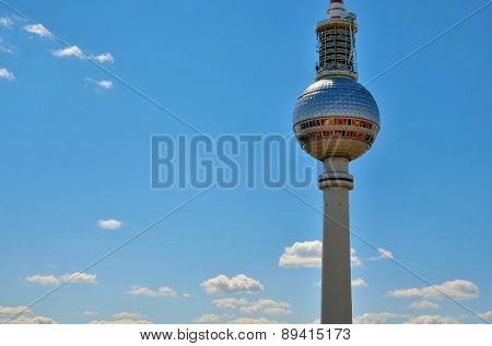 Berlin TV Tower.