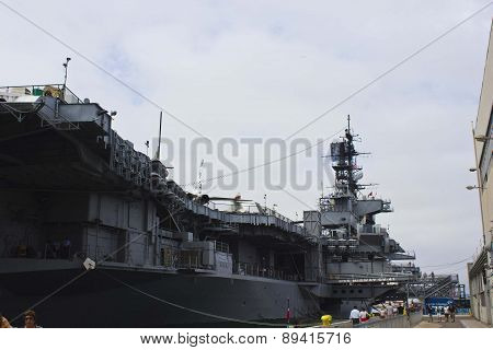 Uss Midway Museum Boat