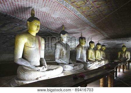 Dambulla Caves 2, Sri Lanka