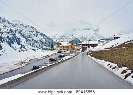 Lech Zurs Ski Resort - Oberlech