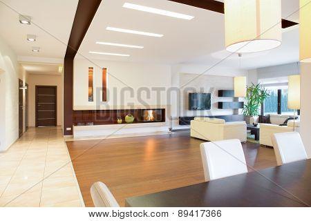Modern Parter House