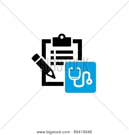 Patient records icon