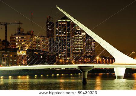 Puerto Madero, Buenos Aires Argentinien