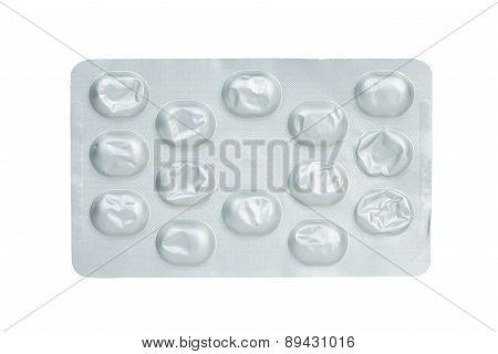Sink Aluminum Blister Pack