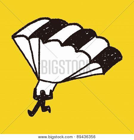 Doodle Parachute