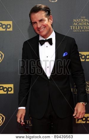 BURBANK - APR 26: Vincent De Paul at the 42nd Daytime Emmy Awards Gala at Warner Bros. Studio on April 26, 2015 in Burbank, California