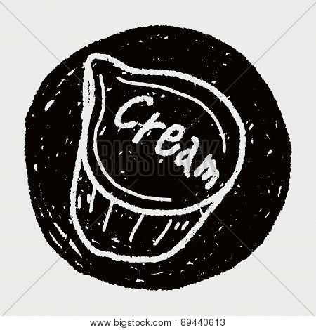 Creamer Doodle