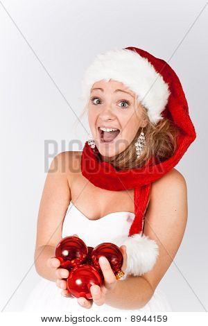Girl Santa