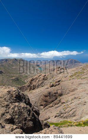 Gran Canaria, Barranco De Soria