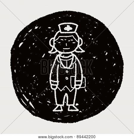 Doodle Nurse