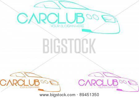 Carclub - Logo Template