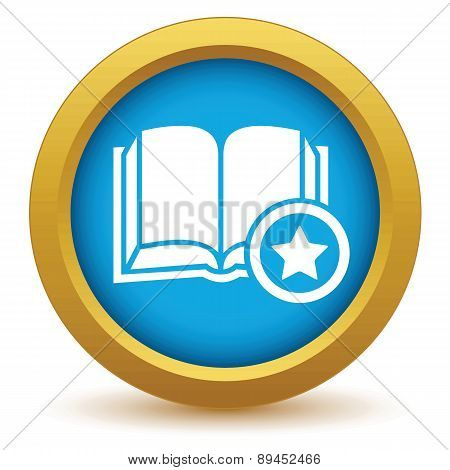 Favorite book icon