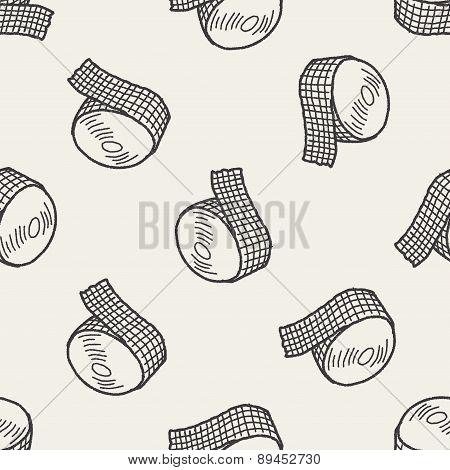 Medical Tape Doodle