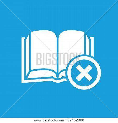 Remove book symbol