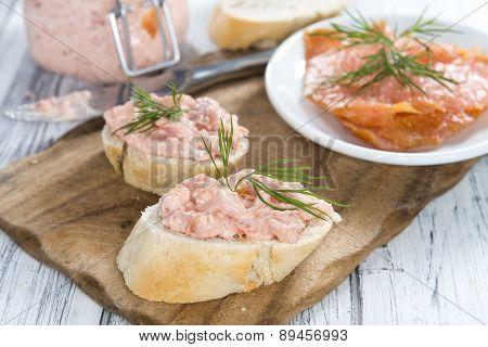Fresh Made Salmon Salad