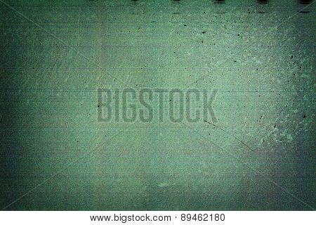 Green Filmstrip Background