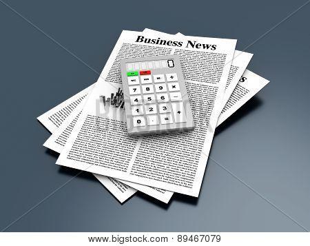 Analyzing Business News..
