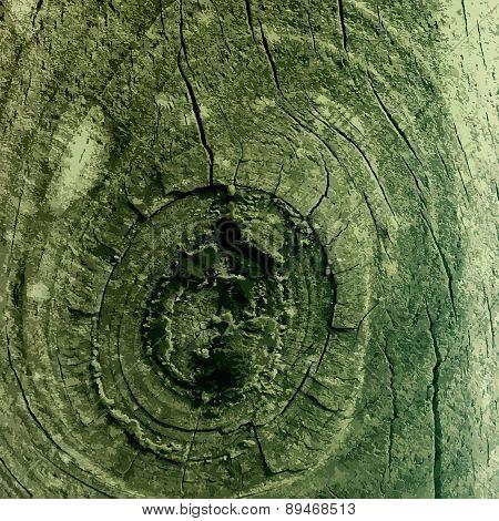 Grunge Retro Vintage Wooden Texture, Vector Background. Abstract Gradient Background