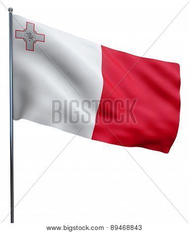 Malta Flag Image