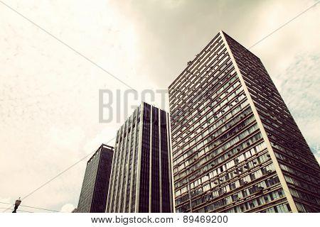 Buildings In Sao Paulo