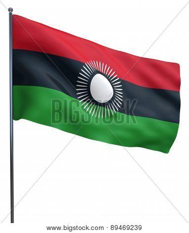 Malawi Flag Image