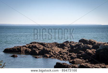 rocky coast maine