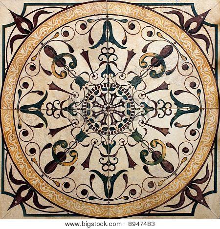 Old Victorian Tile