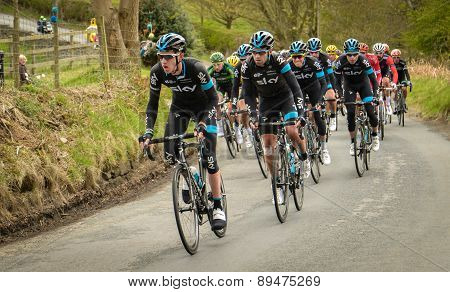 Team Sky, Tour de Yorkshire 2015