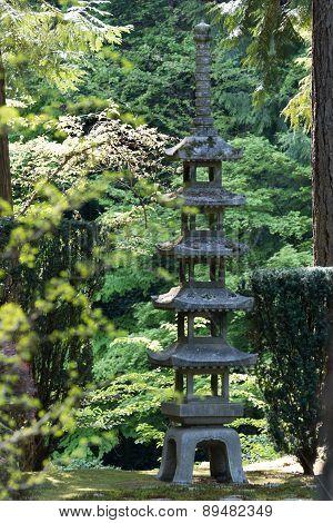 Japanese Garden Shrine