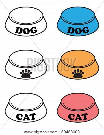 Bowl For Pet Food