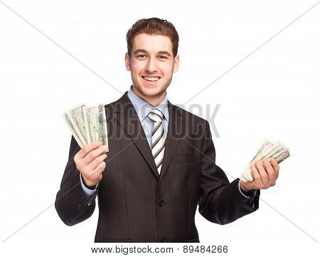 Lucky Man With Money