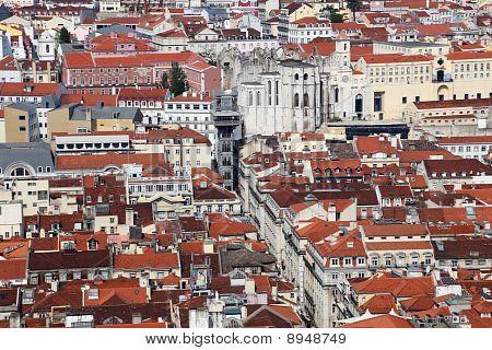 Old City Of Lisbon, Portugal