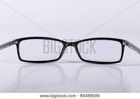 Optical Glasses Closeup