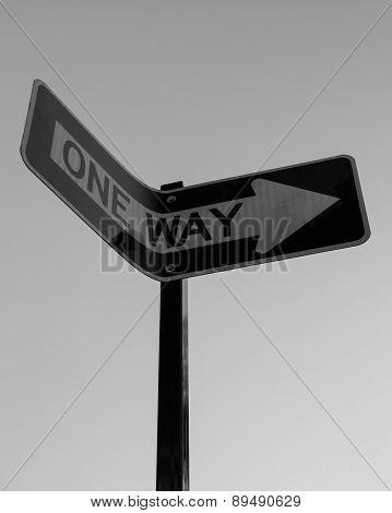 Bent One Way