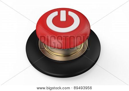 Red Reset Button