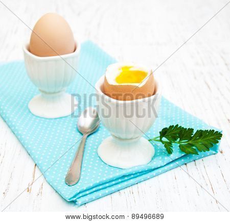 Breakfast With Eggs