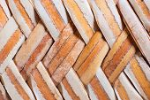 pic of bamboo  - bamboo texture thailand culture thai handmade from bamboo - JPG