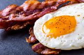 picture of egg  - Ham and Egg - JPG