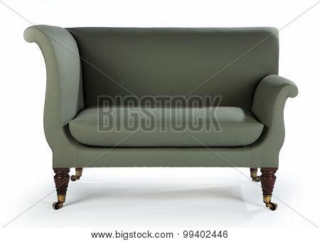 Retro Style Sofa Sixties Seventies Style Antique