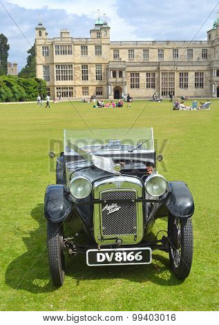 Classic Austin Ulster motorcar