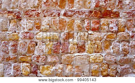 Brick Wall Material Texture And Background