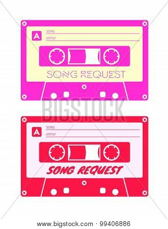 Song Request Card