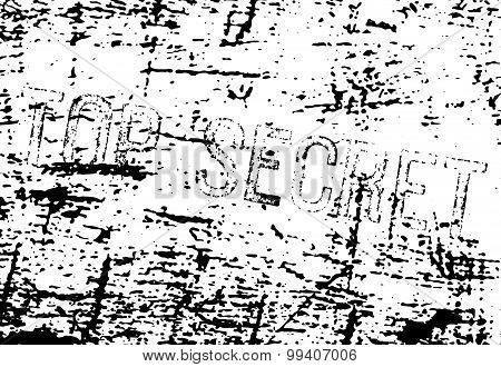 Top Secret Inscription